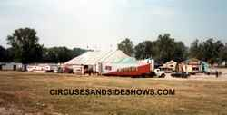 Roller Bros. Circus Lawrenceburg, Indiana June 15, 1984
