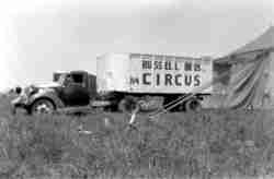 Russell Bros Circus 4
