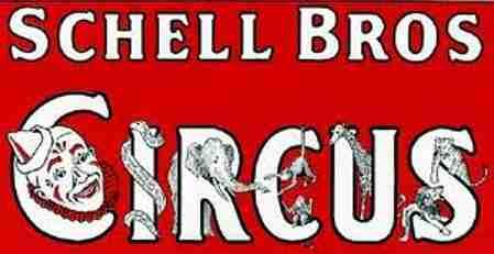 Schell Bros. Circus