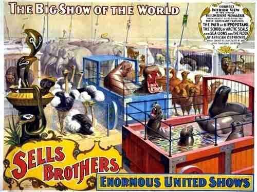 Sells Bros. Circus