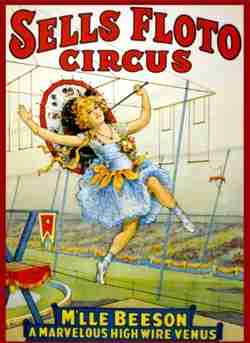Sells Floto Circus