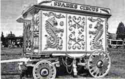 Sparks Circus Wagon