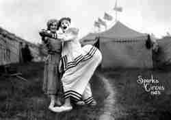 Sparks Circus Clowns
