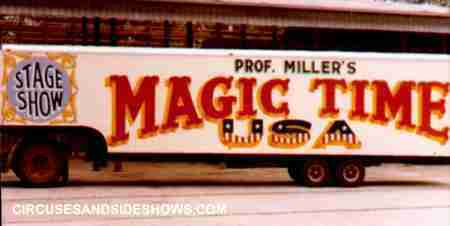 Stu Miller's Magic Time USA