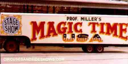 Stu Miller's Magic Time USA