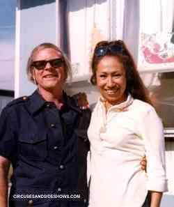 Stuart and Sara Miller