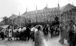 Terrel Jacobs Wild Animal Circus