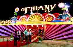 Circus Tihiany Entrance