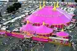 Tihany Circus Tent