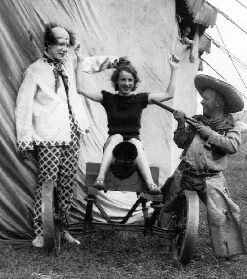 Tom Mix Circus