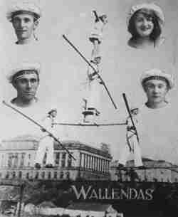 The original Wallenda family