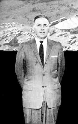 Circus Owner Walter Kernan