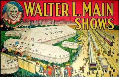 The Walter L. Main Circus